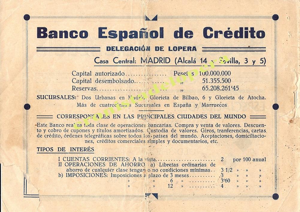 Banco espa ol de credito sucursales dinero extra mensual for Sucursales banco espana