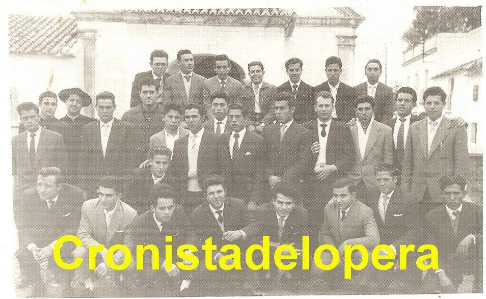 La Quinta de Loperanos del año 1961