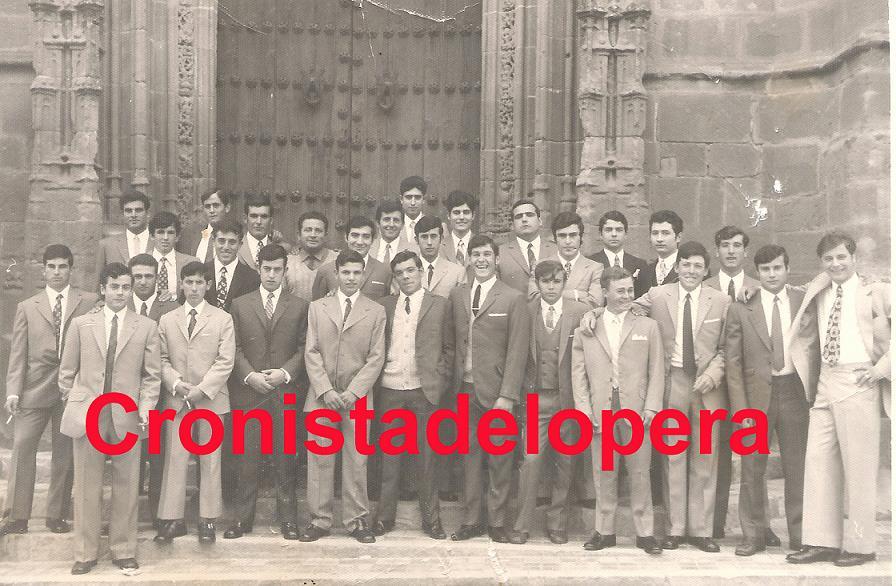 La Quinta de Loperanos del año 1971