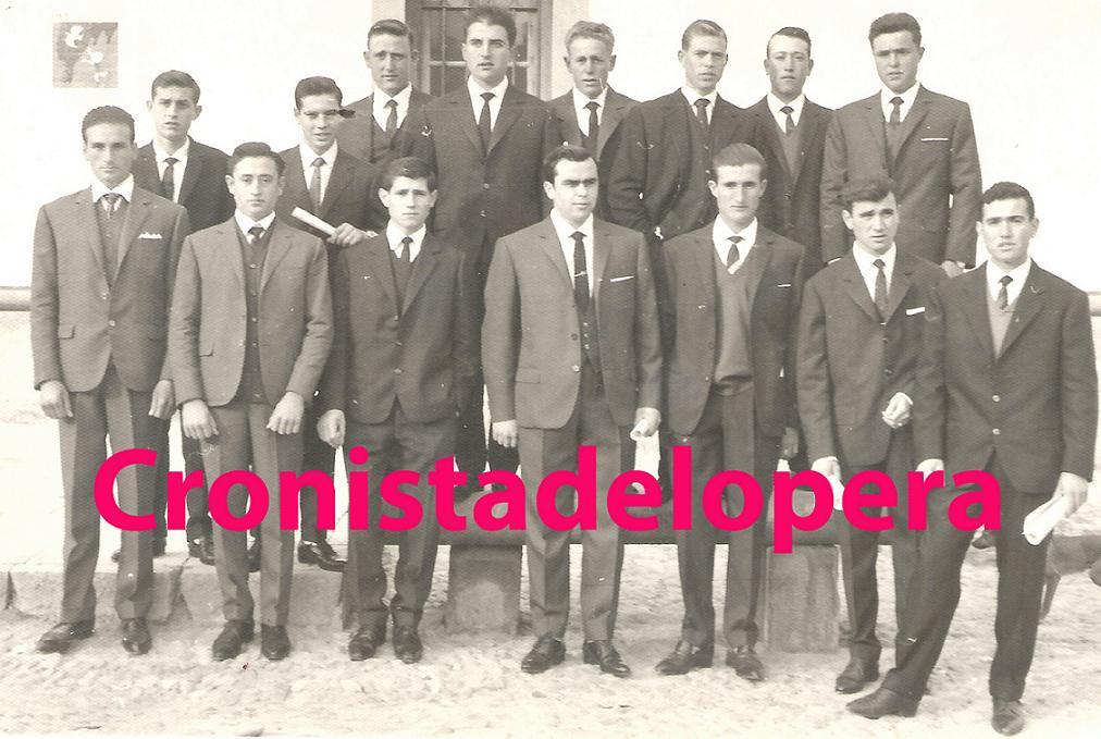 La Quinta de Loperanos del año 1964