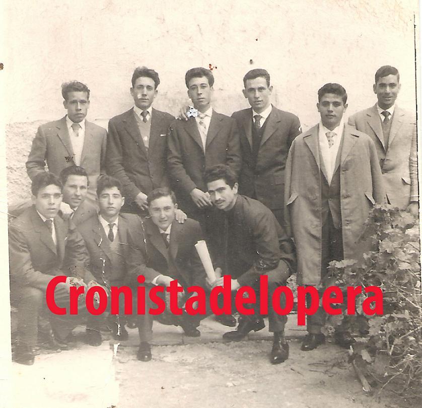 Quinta de Loperanos del año 1962