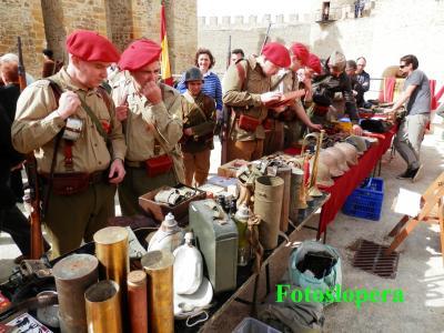 Otras fotos del Museo viviente dela Batalla de Lopera