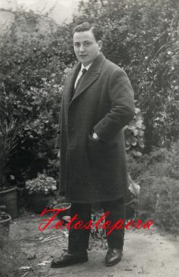 El loperano Francisco Martinez Bueno. Año 1964