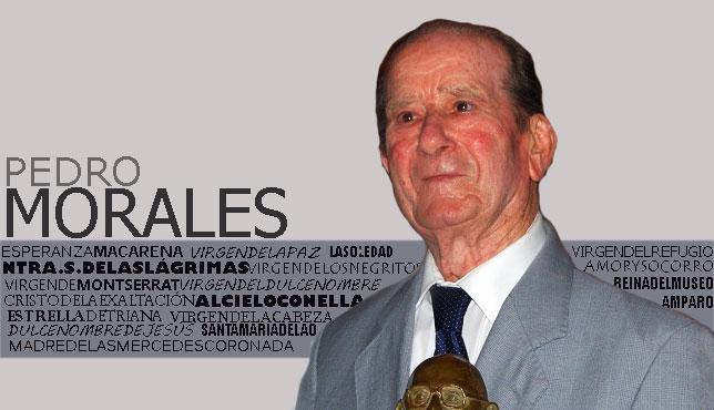 El Ilustre Compositor Loperano Pedro Morales Muñoz cumple 94 años. El compositor vivo más celebre de la Semana Santa celebra hoy su efeméride con el legado de grandes marchas que quedarán en la historia de la música. ¡Felicidades desde Cronistadelopera!